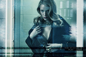 Blake Lively - Interview Magazine Photoshoot - September 2010