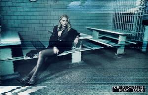 Blake Lively - Interview Magazine Photoshoot - September 2010
