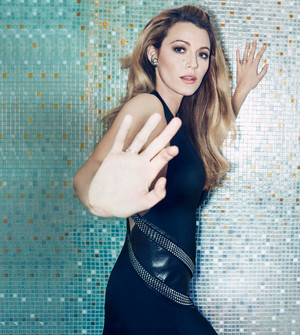 Blake Lively - Marie Claire Photoshoot - July 2016