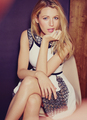 Blake Lively - Marie Clarie Photoshoot - September 2014 - blake-lively photo