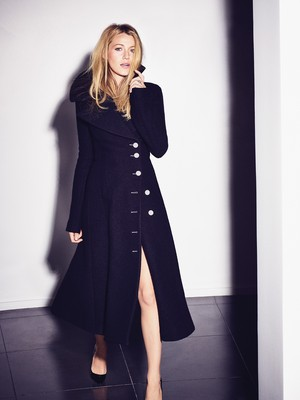 Blake Lively - Marie Clarie Photoshoot - September 2014