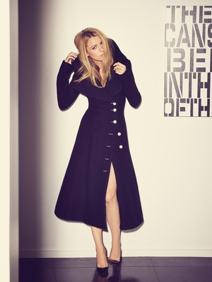 Blake Lively - Marie Clarie Photoshoot - September 2014