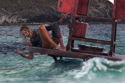 The Shallows fondo de pantalla entitled Blake Lively