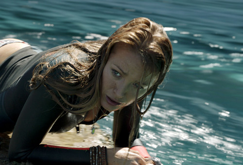 The Shallows Hintergrund titled Blake Lively