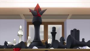 Blood Chess Code Geass
