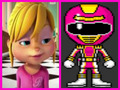 Brittany/Driven Pink  - alvin-and-the-chipmunks photo