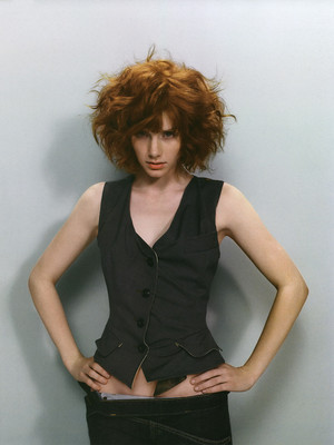 Bryce Dallas Howard - Black Book Photoshoot - 2005