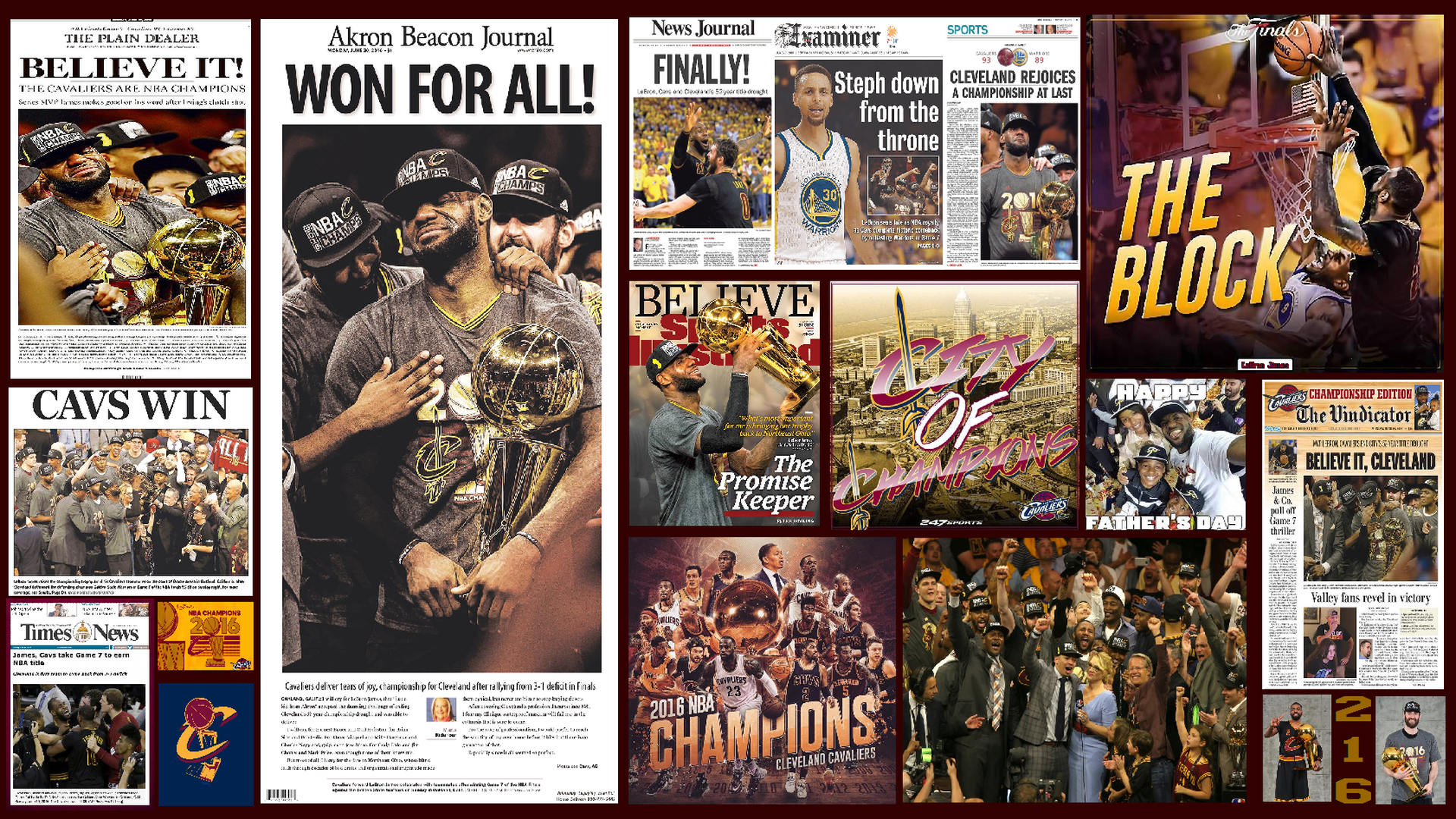 Cleveland Cavaliers Images Cleveland Cavaliers 2016 Nba Champions Hd