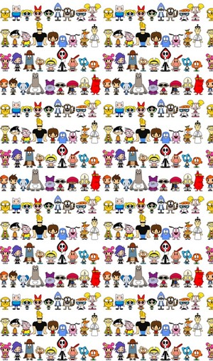 Cartoon Network Characters