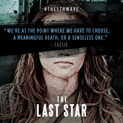 the 5th wave book quotes with page numbers