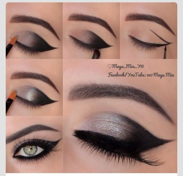 Makeup Tutorials Images Cat Makeup For Green Eyes Wallpaper And