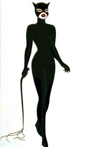 Catwoman Original Concept Look
