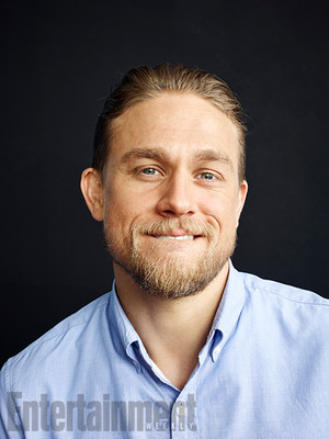 Charlie Hunnam @ Comic-Con 2016 - Entertainment Weekly Portrait