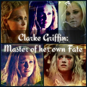 Clarke Griffin