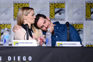 Colifer (Colin and Jennifer) at Comic Con 2016