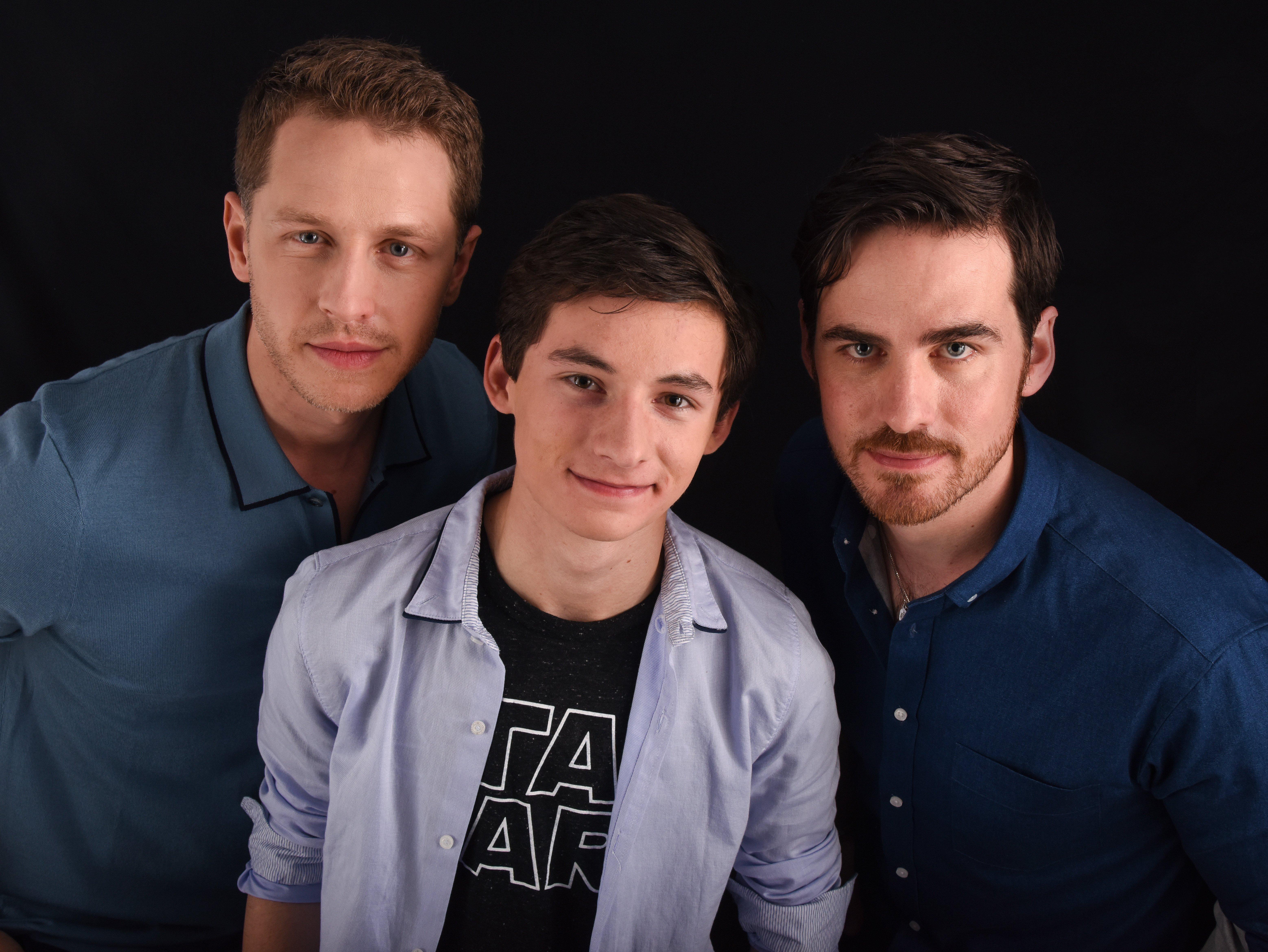 Colin, Josh and Jared | SDCC 2016