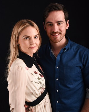 Colin and Jennifer | SDCC 2016