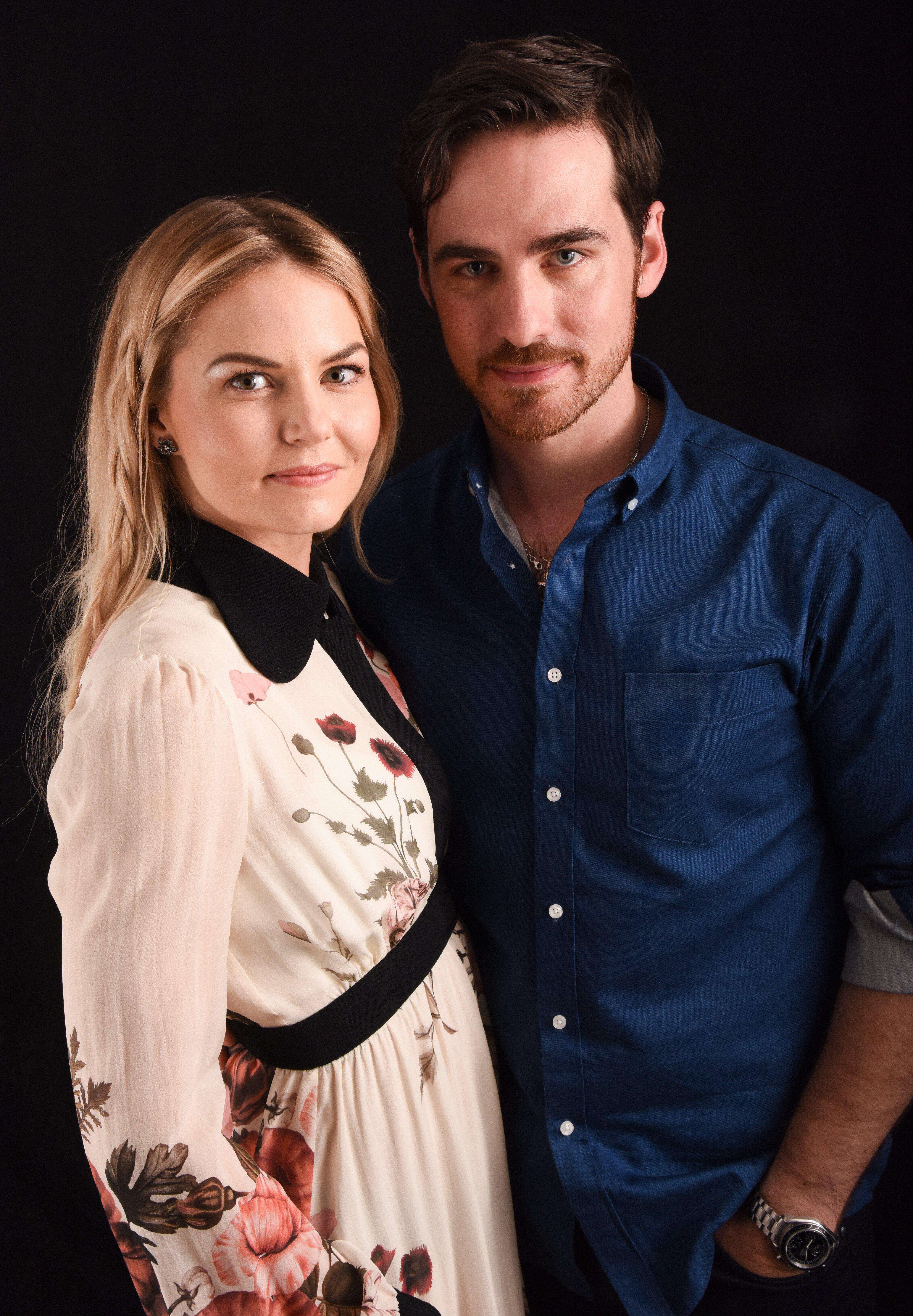 Colin and Jennifer   SDCC 2016