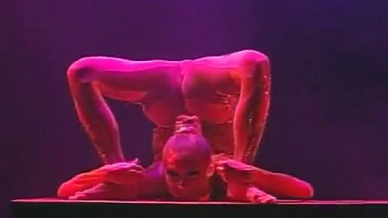 Contortion performance