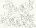 Cute pokemon - pokemon fan art