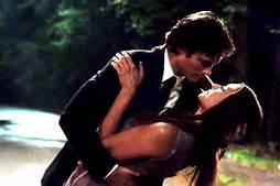 Damon and Elena last dance