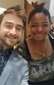 Daniel Radcliffe on The View (Fb.com/DanielJacobRadcliffeFanClub) - daniel-radcliffe photo