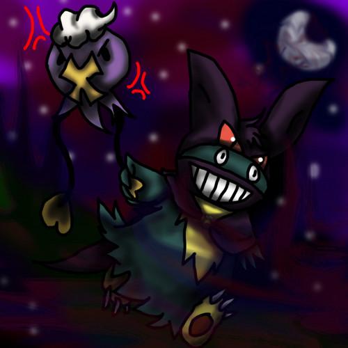 Dark Munchlax    HD Wa...