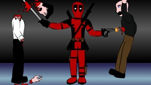 Deadpool Kills Some Bitches