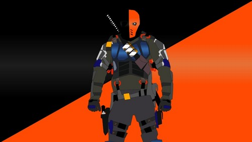 Deathstroke wallpaper entitled Deathstroke the Terminator