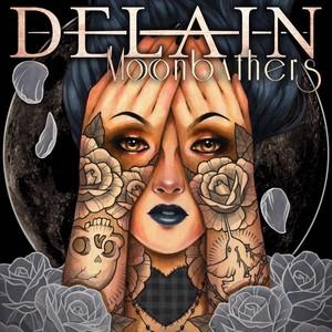"""Delain """"Moonbathers"""" Album Cover"""