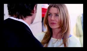Derek and Meredith 102