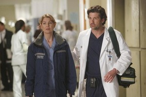 Derek and Meredith 314