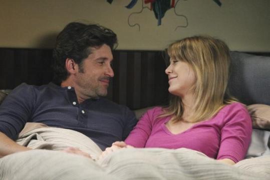 Derek and Meredith 315