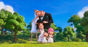 Despicable Me 2 Wedding