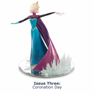 """Disney """"Magical World Of Frozen"""" Figurine Collection"""