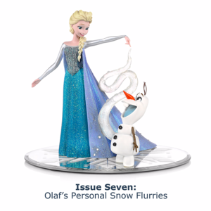 """Дисней """"Magical World Of Frozen"""" Figurine Collection"""