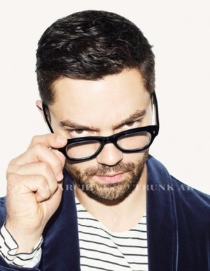 Dominic Cooper Photoshoot