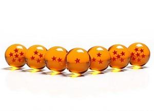Dragon Ball Z 7 Stars Crystal Balls Set 7 Pcs DBZ 03 large