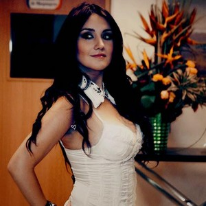Dulce Maria made by me - KanonKyu