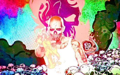 Suicide Squad fondo de pantalla called El Diablo