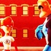 Elastigirl   Mr. Incredible - the-incredibles icon
