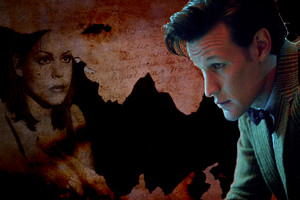 Eleventh Doctor and Rose