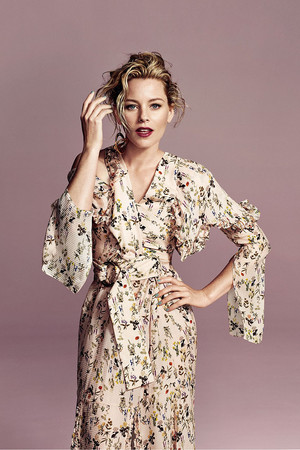 Elizabeth Banks - Glamour UK Photoshoot - July 2016
