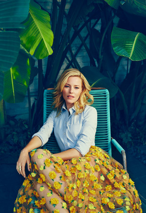 Elizabeth Banks - The Hollywood Reporter Photoshoot - May 2015