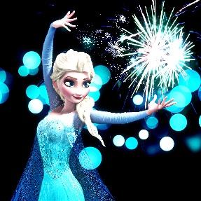 Elsa Firework