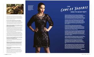 Emilia for The لپیٹ, لفاف کریں