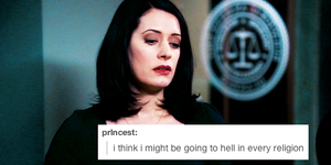 Emily Prentiss Text Posts