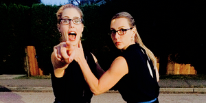 Emily and Her Stunt Double