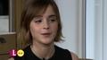 Emma Waston on Lorraine Show - emma-watson photo