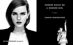 Emma Watson announces Carrie Brownstein's 'Hunger Makes Me a Modern Girl' for Our Shared Shelf